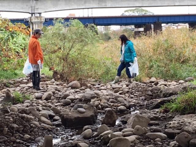 広瀬川の清流を守る会