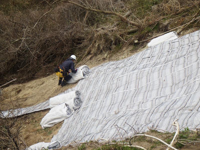 台風19号災害復旧工事