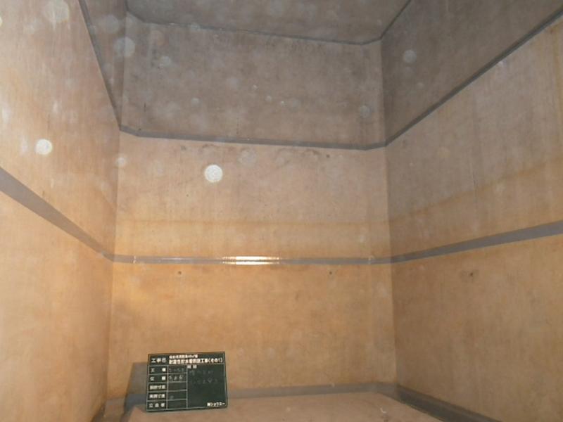 仙台市消防局 40m<sup>3</sup>級耐震性貯水槽新設工事