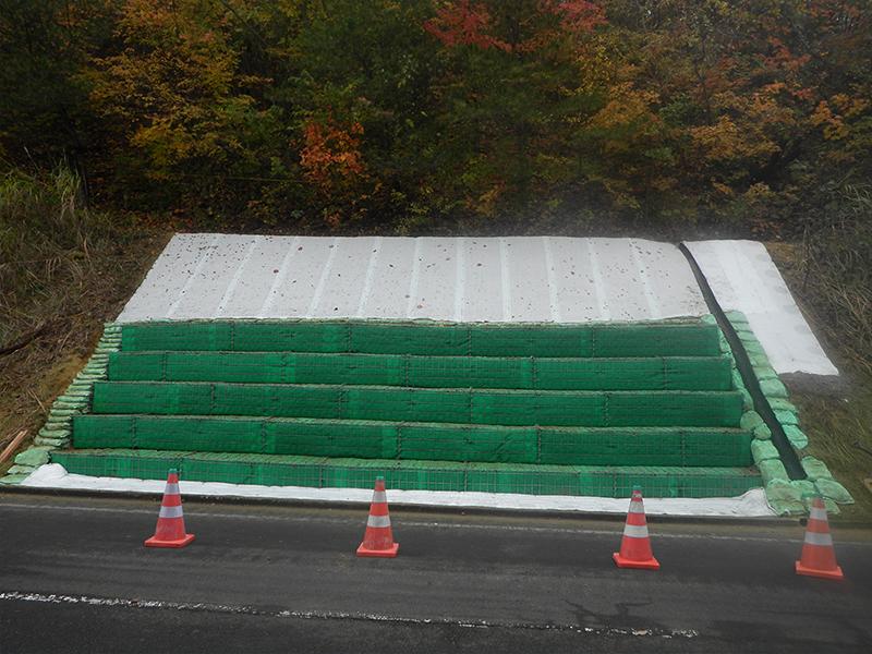 川崎グレースリッジCC 災害復旧工事